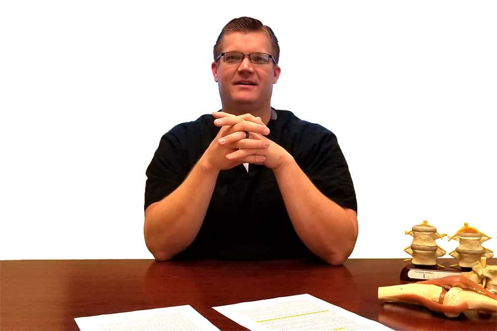 Dr. Scott Taylor with Southwest Spine & Rehab Chiropractic