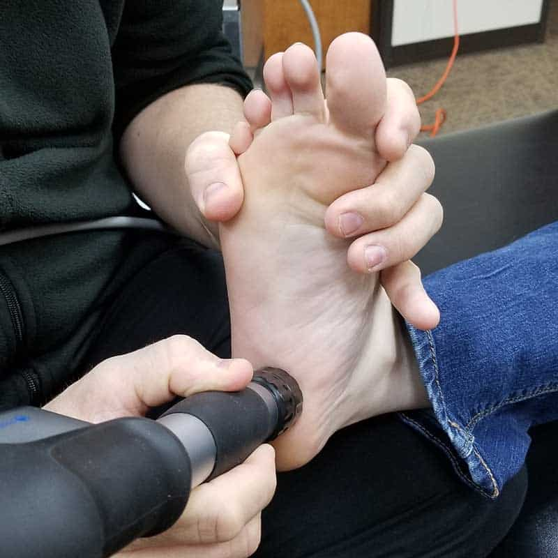 RPW Therapy for Plantar Fasciitis