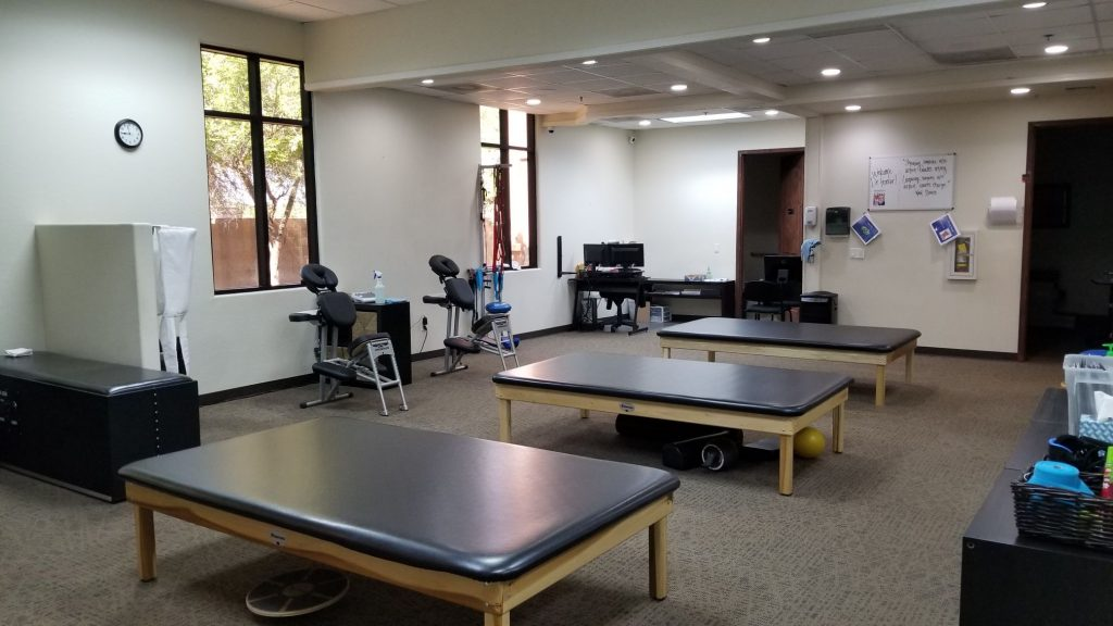 Southwest Spine and Rehab Chiropractic modern clinic