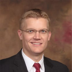 Dr. Scott Taylor - Profile Image