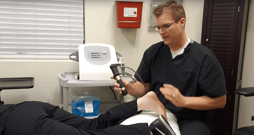 swspinerehab radial therapy